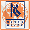 Rogue River Inc Sticky Logo